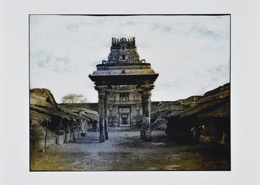 work by Thomas Ruff - Tripe 12 - Seeringham. Munduppum inside Gateway