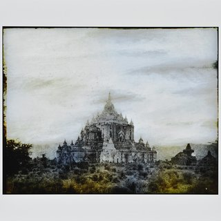 Thomas Ruff - Tripe_08 (Pugahm Myo. Thapinyu Pagoda) art for sale