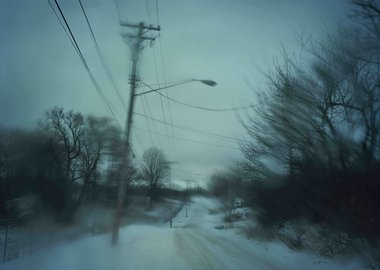 Todd Hido - Selections From A Survey - Khrystyna's World, #10103