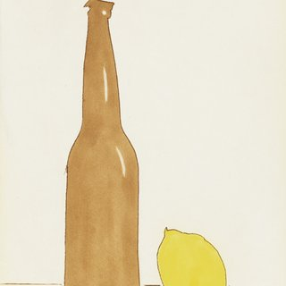 Tom Marioni, Beer with Lemon