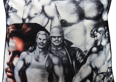 Tom of Finland - Art Pillow