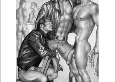 Tom of Finland - Youthful Innocence