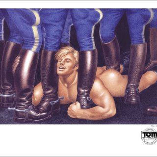 Tom of Finland, Mounted Patrol