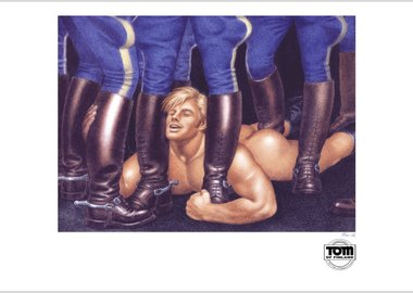 Tom of Finland - Mounted Patrol