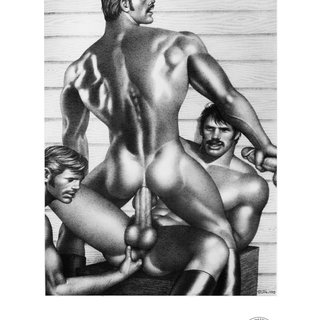 Tom of Finland, Tom's Men in Action