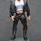 Tom of Finland, Vintage Action Figure with Interchangeable Parts