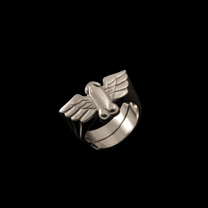 Tom Of Finland Jonathan Johnson X Tom Of Finland Flying Cock Ring