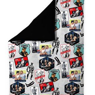 Cruise Duvet Cover by Finlayson x Tom of Finland art for sale