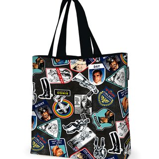Hook-up Tote Bag by Finlayson x Tom of Finland art for sale