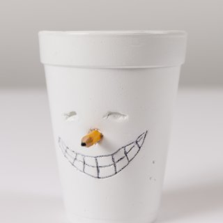 Cup Face art for sale