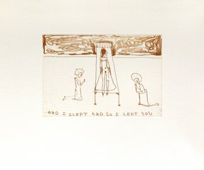 So I Left You, by Tracey Emin