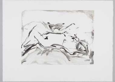 work by Tracey Emin - Stone Love (TE-XXI-02)