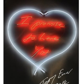 I Promise To Love You art for sale
