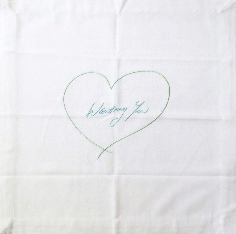 Tracey Emin, Wanting You (with hand signed tag)
