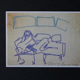 different view - Tracey Emin, iPad Postcard Sketches (Set of 5) - 6