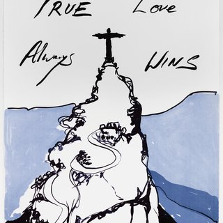 True Love Always Wins art for sale