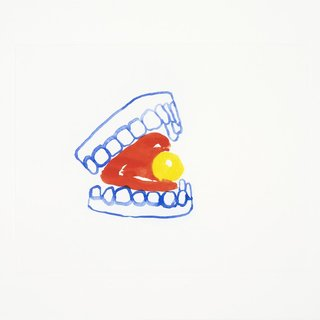 Gummy Teeth art for sale