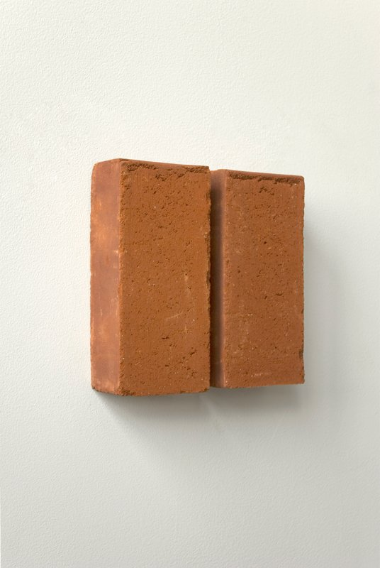 "view:1824 - Sam Falls, Charles Harlan, Kim Gordon,  , 2013 Artist of the Month Club - 5. ""Bricks"" by Charles Harlan"