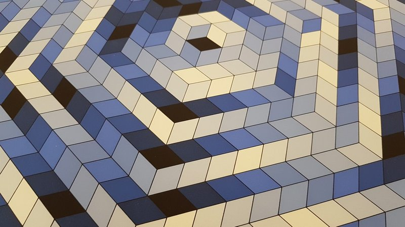 view:29175 - Victor Vasarely, Sette -