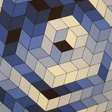 different view - Victor Vasarely, Sette - 5