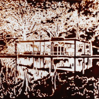 The Glass House, after Robin Hill art for sale