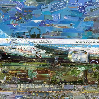 Jetliner art for sale