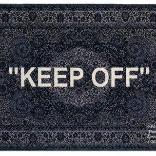 "Untitled (""KEEP OFF"") art for sale"