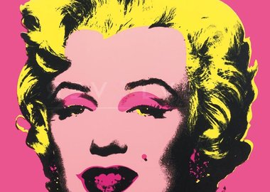 work by Andy Warhol - Marilyn Monroe (FS II.31)