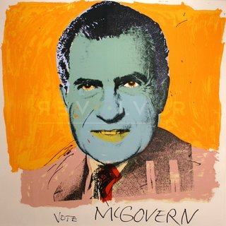 Vote McGovern (FS II.84) art for sale