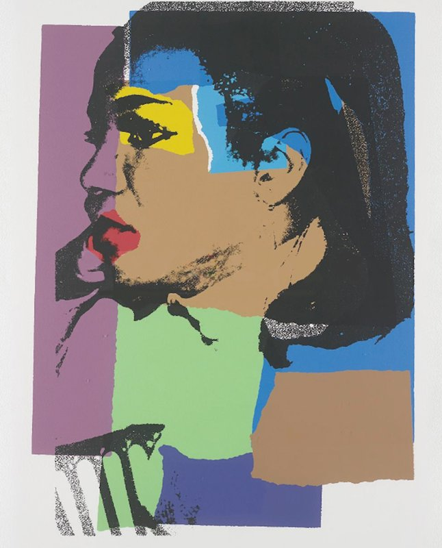 by andy_warhol - Ladies and Gentlemen Portrait (FS II.129)