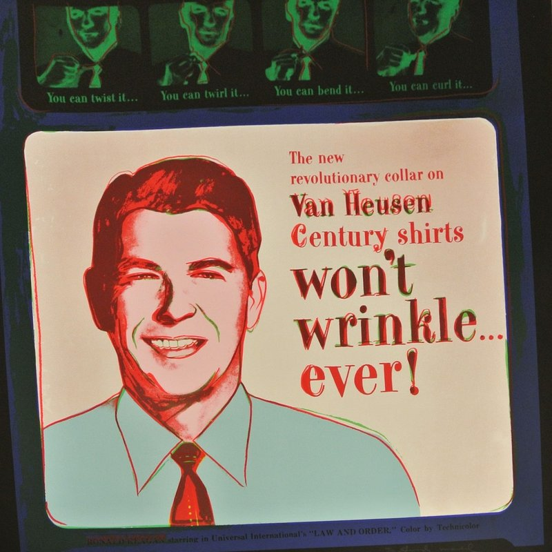 by andy_warhol - Van Heusen (Ronald Reagan) (FS II.356)