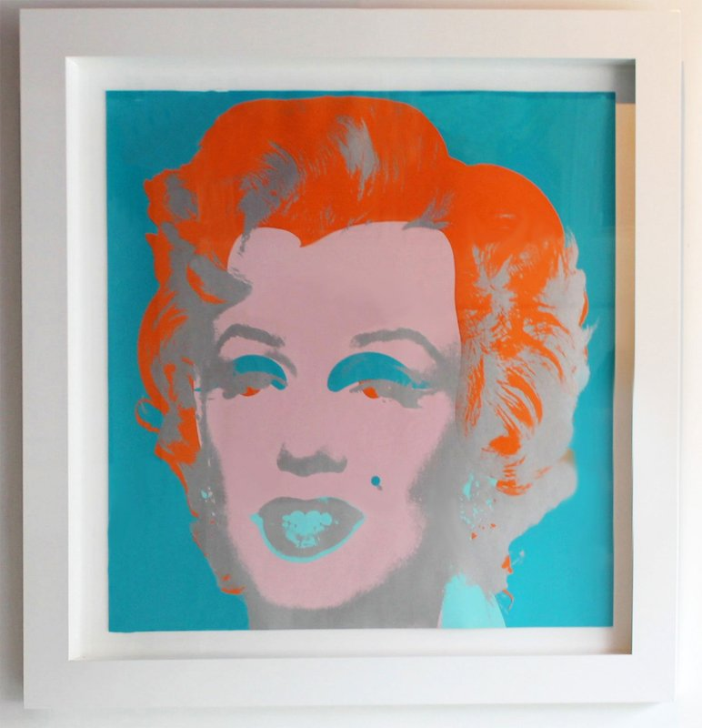 Andy Warhol Marilyn Monroe Marilyn Fs Ii 29 For Sale Artspace