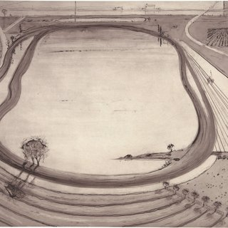 Wayne Thiebaud, Reservoir