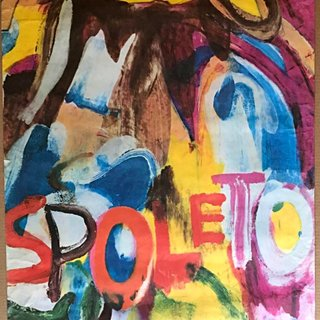 Spoleto, 1974 art for sale