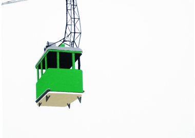William Steiger - Aerial Tramway - Green