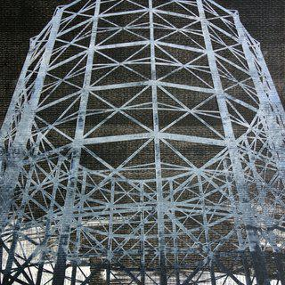 Gasometer art for sale