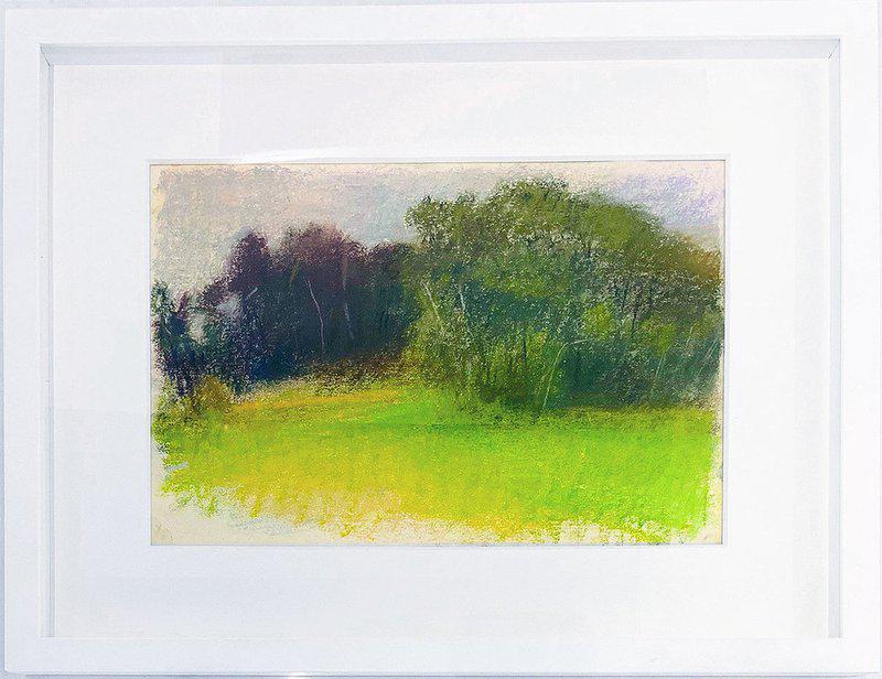Wolf Kahn Moody American Landscape For Sale Artspace