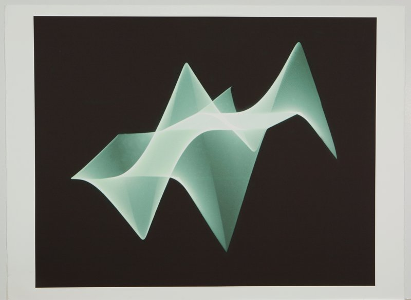 by woody-vasulka - Waveform Studies XXI