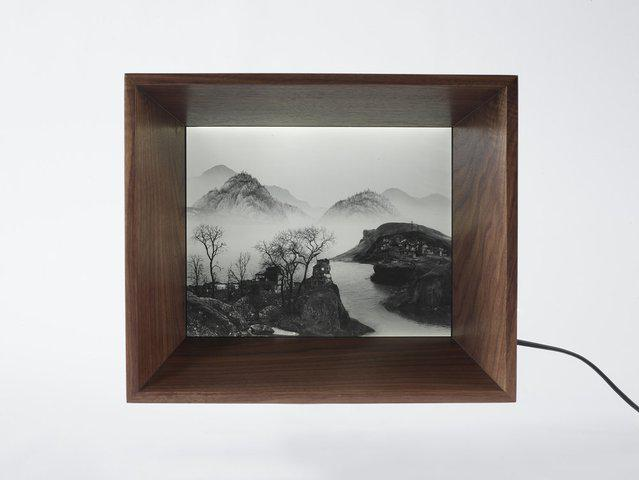 Yang Yongliang - Series: Time Immemorial Work#1: Other Shore