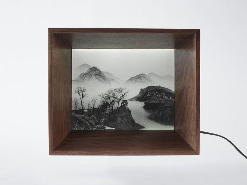 Yang Yongliang, Series: Time Immemorial Work#1: Other Shore