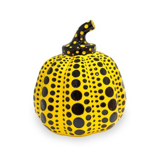 Pumpkin (Yellow & Black) art for sale