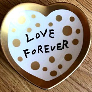 Love Forever Ceramic Bowl (VIP Gold Edition) art for sale