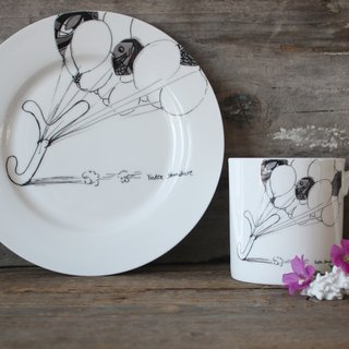Bone China art for sale