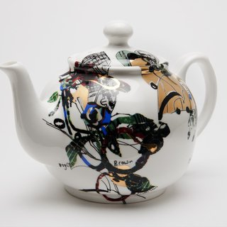 Teapot art for sale