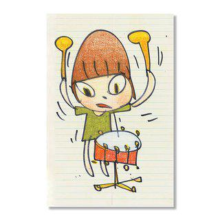 Banging The Drum art for sale
