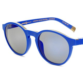 Klein Blue® Sunglasses- Round Blue art for sale