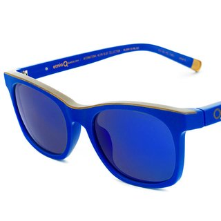 Klein Blue Sunglasses – Square Blue art for sale