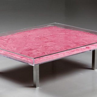 Yves Klein, Monopink™ Table