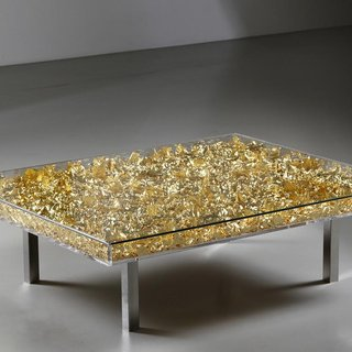 Table MONOGOLD™ art for sale