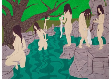 Yves Tessier - Ghost Bathers 2